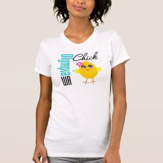 Olympia WA Chick T-Shirt