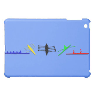 Olympian Mens Athlete Rowing Womens Sports iPad Mini Cases