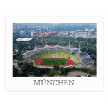 Olympiapark, Munich Postcard