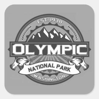 Olympic Ansel Adams Square Sticker