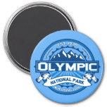 Olympic Cobalt Refrigerator Magnets