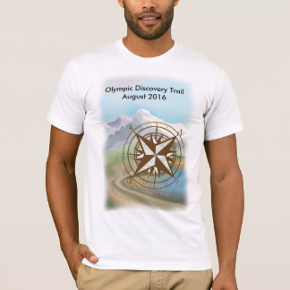 Olympic Discovery Trail Ride Tshirt