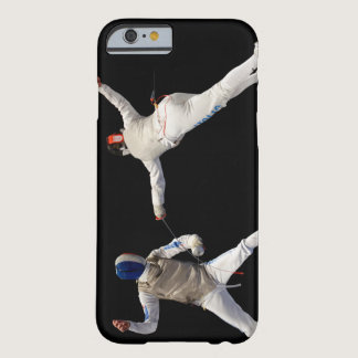 Olympic Fencing Lunge and Parry Barely There iPhone 6 Case