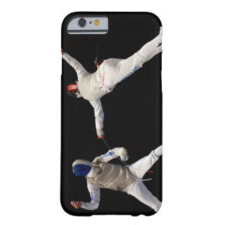 Olympic Fencing Lunge and Parry iPhone 6 Case