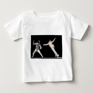 Olympic Fencing Lunge and Parry Tshirts