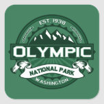 Olympic Forest Sticker