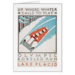 Olympic Fun Lake Placid 1936 WPA