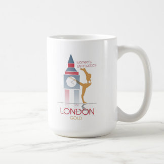 Olympic Games: Gymnastics Coffee Mug