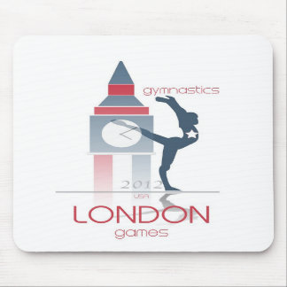 Olympic Games: Gymnastics Mouse Pad
