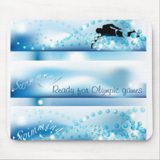 Olympic games item mousepads