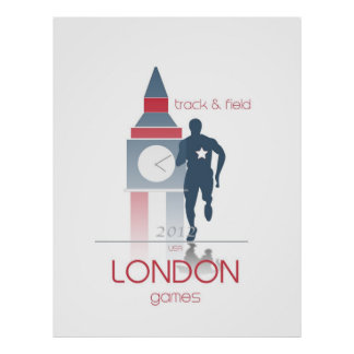 Olympic Games: Track & Field Print
