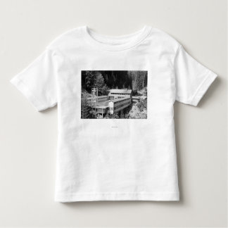 Olympic Hot Springs, WA Lodge View Photograph #1 Toddler T-shirt