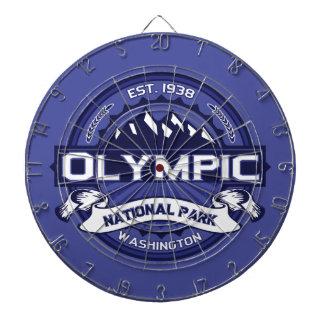 Olympic Midnight Dartboard
