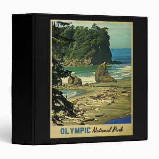 Olympic National Park Binder