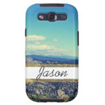 Olympic National Park, custom personalize Samsung Galaxy SIII Covers