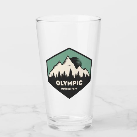 Olympic National Park Glass