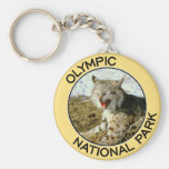 Olympic National Park Key Chain
