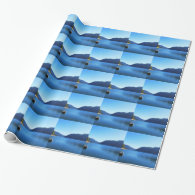 Olympic National Park, landscape photography. Gift Wrap