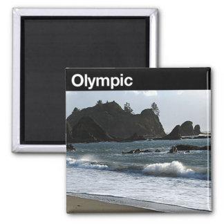 Olympic National Park Fridge Magnet
