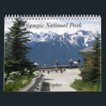 """Olympic National Park Photo Calendar<br><div class=""""desc"""">Month by month wall calendar featuring scenic photo images of Olympic National Park,  Washington State. Select your calendar year and other options. To see other products we have to offer,  click on the Northwestphotos store link.</div>"""