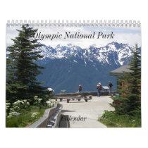 Olympic National Park Photo Calendar