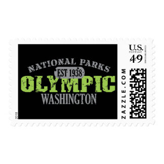 Olympic National Park Postage