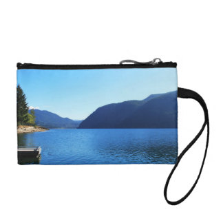 Olympic National Park, Seattle, U.S.A. Coin Wallet
