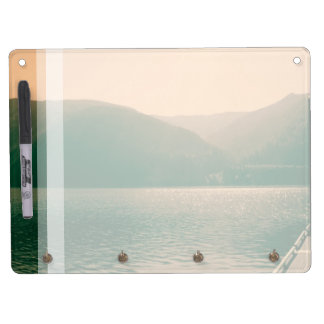 Olympic National Park, Seattle, U.S.A. Dry Erase Board With Keychain Holder