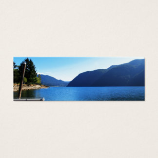 Olympic National Park, Seattle, U.S.A. Mini Business Card