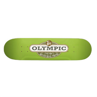 Olympic National Park Skateboard