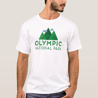 Olympic National Park T-shirt - Mountain