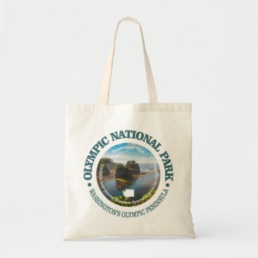 USA Themed Olympic National Park Tote Bag