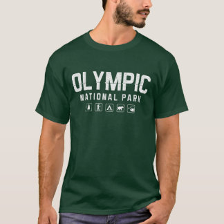 Olympic National Park Tshirt (dark)