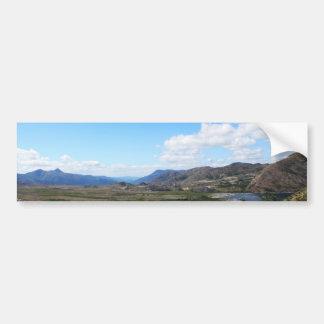 Olympic National Park, U.S.A. Beautiful landscape Bumper Sticker