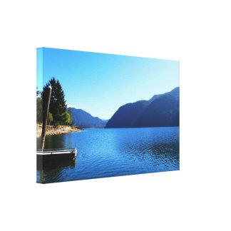 Olympic National Park, U.S.A. Beautiful landscape Canvas Print