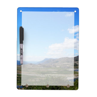 Olympic National Park, U.S.A. Beautiful landscape Dry-Erase Board
