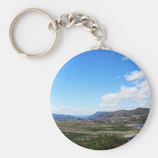 Olympic National Park, U.S.A. Beautiful landscape Keychain