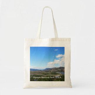 Olympic National Park, U.S.A. Beautiful landscape Tote Bag