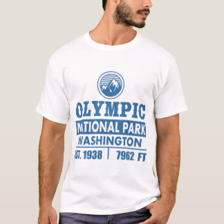 OLYMPIC NATIONAL PARK WASHINGTON T-Shirt