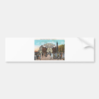 Olympic Park Irvington New Jersey Vintage Bumper Stickers