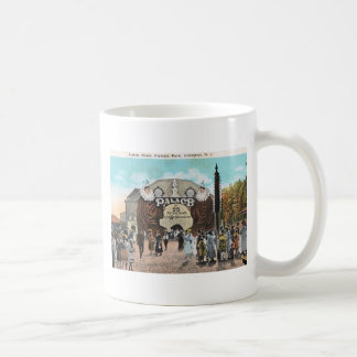 Olympic Park, Irvington, New Jersey Vintage Coffee Mug