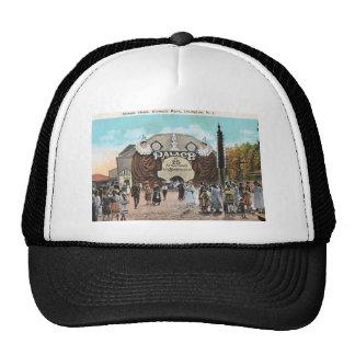 Olympic Park, Irvington, New Jersey Vintage Trucker Hat