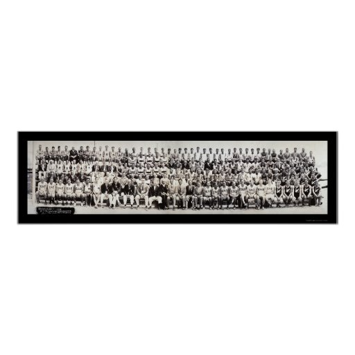 Olympic Rowing Teams Photo 1932 Poster