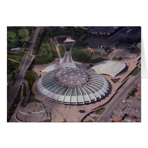 Olympic Stadium, Montreal, Quebec, Canada Cards