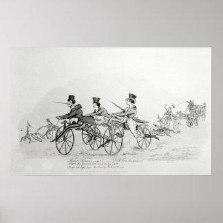 Olympics', moderno c.1820 impresiones