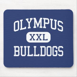 Olympus - Bulldogs - Junior - Salt Lake City Utah Mouse Pads