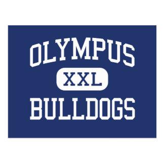 Olympus - Bulldogs - Junior - Salt Lake City Utah Postcard