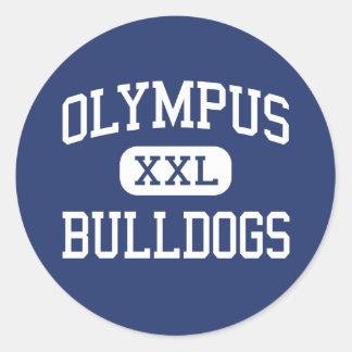 Olympus - Bulldogs - Junior - Salt Lake City Utah Stickers