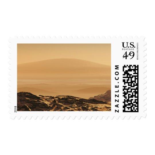 Olympus Mons Postage