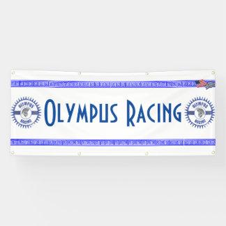 Olympus Racing Banner